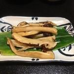 Akasakaunomaruzushi - 炙り松茸(期間限定要予約)