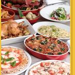 ピッツェリア ピッキ - 店名である『ピッキ』はイタリア語で『キツツキ』。みんなで料理をツツキあおう!