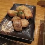 酔虎伝 - 山芋サクサク揚げ 399円