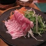 酔虎伝 - 黒豚野菜しゃぶしゃぶ 714円