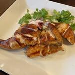 中国菜 智林 - 大山鶏のロースト