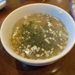 中国菜 智林 - スープ