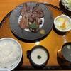 山風木 - 料理写真:2種盛り定食&とろろ汁小