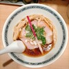 Chuukasobamasuda - 料理写真: