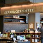 スターバックスコーヒー - 「TSUTAYA」内にあるので、けっこう静かな「スタバ」さんです…