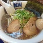 風風ラーメン - バリコク醤油(780円)