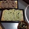 直志庵 さがの - 料理写真:合い盛りそば 1056円