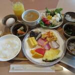 カトルセゾン - 料理写真:朝食バイキング