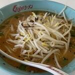 くるまやラーメン - 料理写真:味噌ラーメン