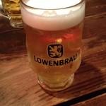 らんぐさむ - ビール