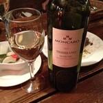 らんぐさむ - 白ワイン