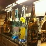 饂飩工房 うばら - 2012.11.05  店内