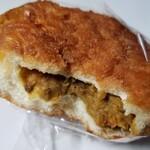 みつわベーカリー - 辛口カレーパン。