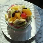 ROASTERY CAFE GARASHA RORO - 甘味は天然シロップ、南国フルーツ、蜂蜜カカオのかき氷 砂糖不使用