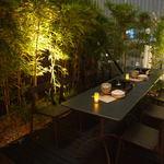 デン ロクエンテイ - ガーデンテラス・庭園③