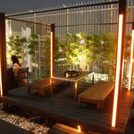 デン ロクエンテイ - ガーデンテラス・庭園④