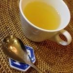 cafeロジウラのマタハリ春光乍洩 - ゆず茶