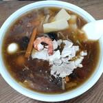 川柳 - 広東麺(870円也) 見た目は? (´-ω-`)ゥーン‥
