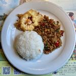 Sawadee Lemongrass Grill - ガパオライス