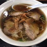 せとや - 料理写真:チャーシュー麺 ¥850