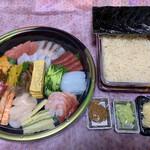 順鮨 - 料理写真:お家で寿司を握ろうセット