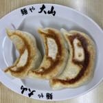 青竹手打ちラーメン 麺や 大山 -
