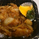 からし家本舗 - 料理写真:ホルモン丼
