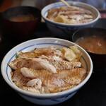 せかい鮨 - のどぐろ炙り丼(2,530円)
