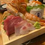 天ぷらと海鮮 ニューツルマツ -