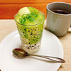 ケナリィー - 料理写真:メロンのパンナコッタ