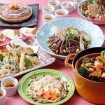 レストラン セリーナ - 【9月】秋の味覚ディナーバイキングセリーナマルシェ