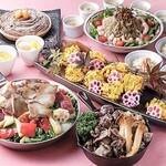 レストラン セリーナ - 【9月】秋の味覚ランチバイキングセリーナマルシェ