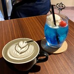Twilight coffee -