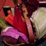 15693564 - 群馬の生野菜盛り(雷味噌つき)