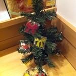 シャララ舎 - 琥珀糖で飾ったツリーがっ!!