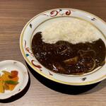 東洋軒 - 松坂牛ロイヤルブラックカレー