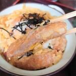 156930936 - カツ丼
