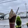 酒井のピーナツ - 料理写真:落花生ソフトクリーム