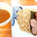 156933787 - 豚骨魚介つけ麺♪