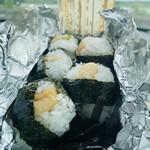 天むす千寿 - お料理