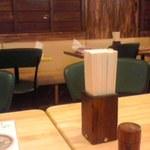肉刺し酒場 和亭 - テーブル席