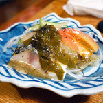 民芸茶房 - 鯖のマリネ