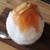 このわ - 料理写真:うきはの桃 1200円(税込)