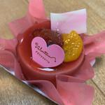 バレンタイン - 料理写真:ルージュ  いちごメインで酸っぱい  けどやめられない  これよく買ってます