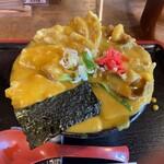 根岸屋 - 料理写真:TOKYO-Xカレー丼うどん(並)
