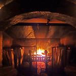 ダルブルズバー - 暖炉(築30年)