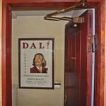 ダルブルズバー - 木のドアも蝶番も昔のまま