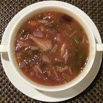 15695155 - プランツォA 1400円 の農園スープ