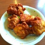 たかお食堂 - ■鶏の唐揚げ