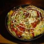 おたふく - 料理写真:広島風お好み焼きおたふく